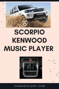 mahindra kenwood music player bluetooth