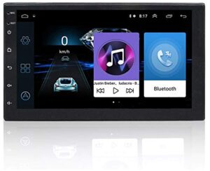 Sound Boss NEXGeneration Android 2Din 7'' Inch Ultra HD Capacitive Polegadas Touch Screen GPS Navigation AM/FM Radio Audio Receiver Support