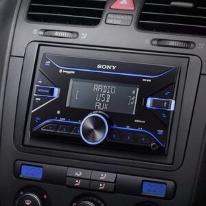Sony DSX-B700 Digital Media Receiver with Bluetooth and Double Din