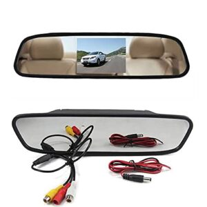 How do you turn off reverse camera in car