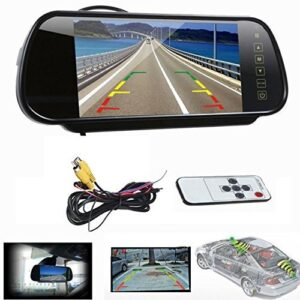 What are the pros and cons of a backup camera