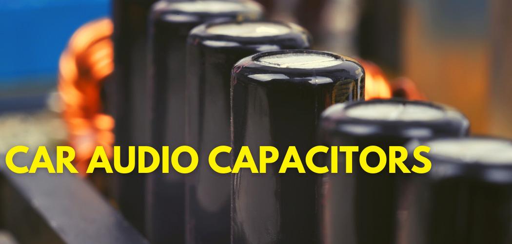 car audio capacitor