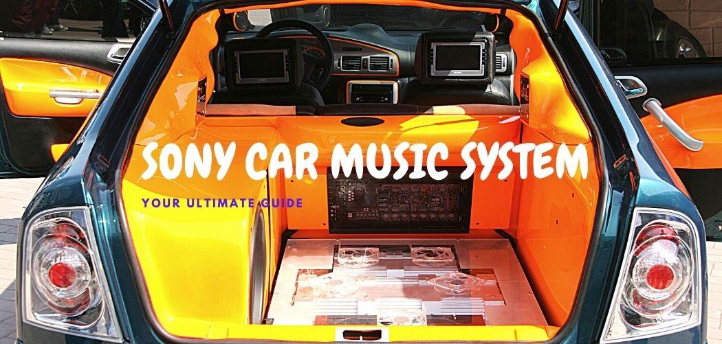sony car music system